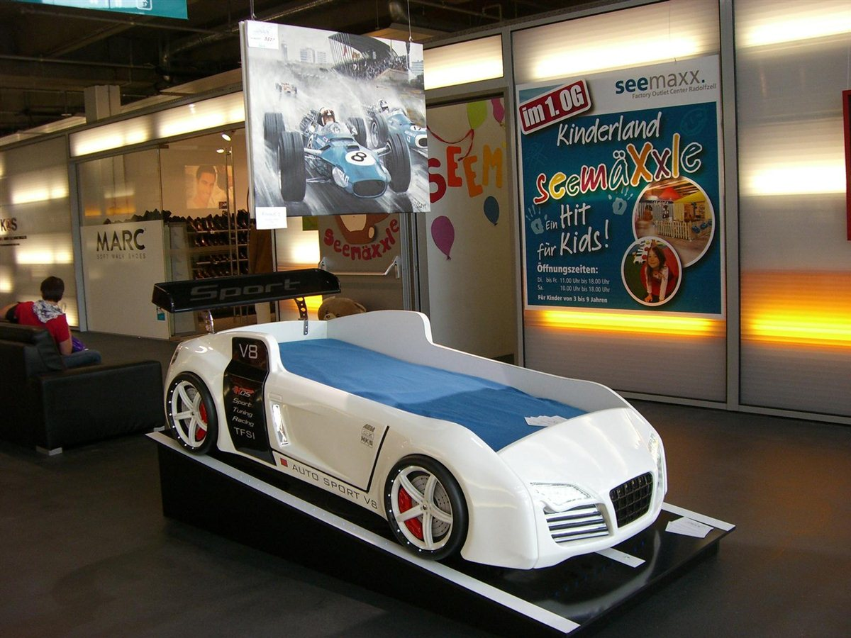 B cherregal car m bel m bel design idee f r sie for Kinderzimmer auto design