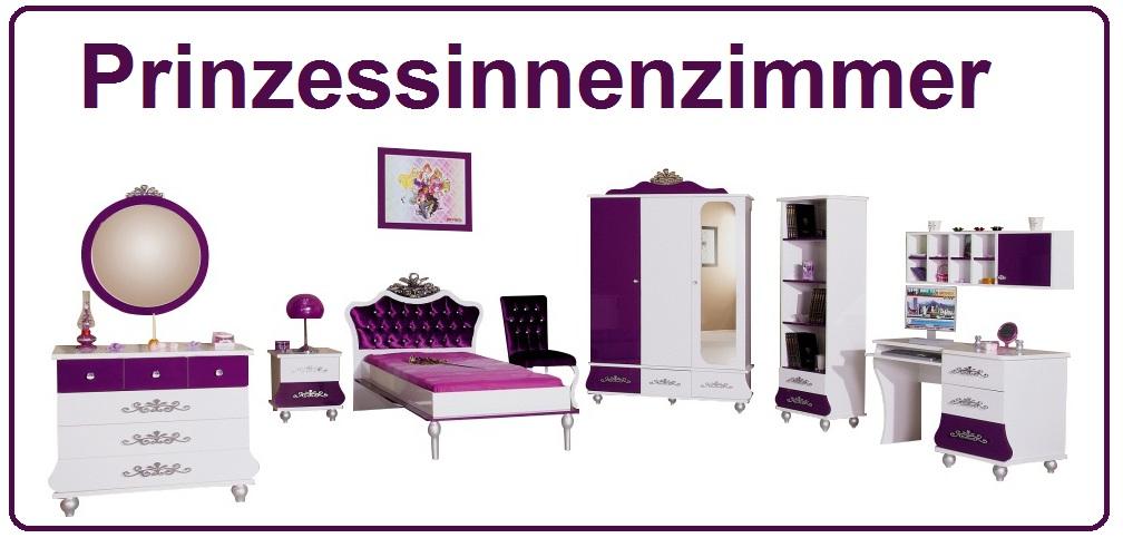 kinderzimmer prinzessin kinder bett m dchen lila. Black Bedroom Furniture Sets. Home Design Ideas