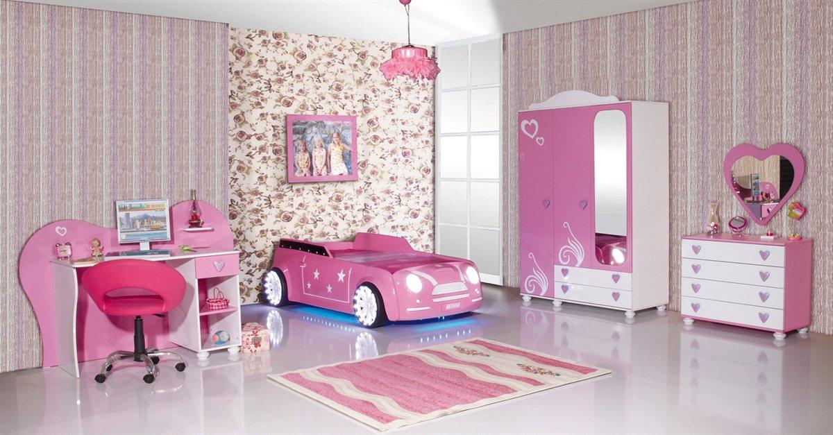 Babyzimmer komplett mädchen  Disney Kinderzimmer Komplett: Vorhang Disney Princess Deko ...