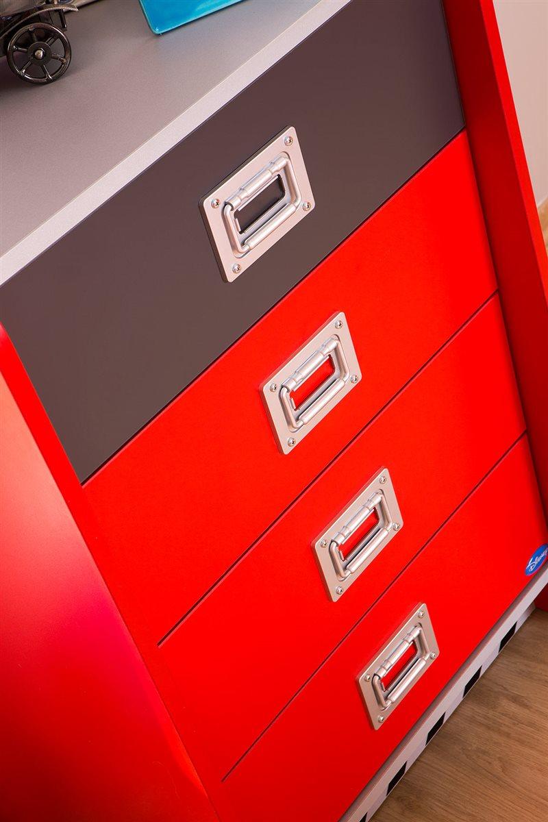 autobett cars und cars m bel bett kinderbett ebay. Black Bedroom Furniture Sets. Home Design Ideas