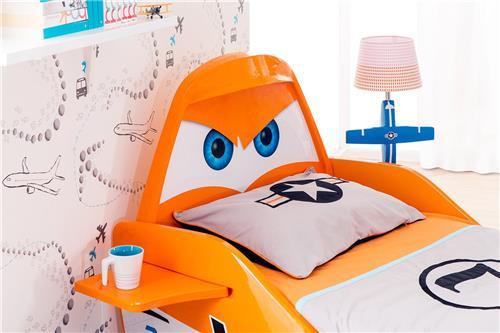 flugzeug bett piloten bett kinderbett junge cool ebay. Black Bedroom Furniture Sets. Home Design Ideas