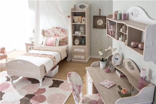 Ballerinal Kinderbett Kleiderschrank Schreibtisch Bett ...