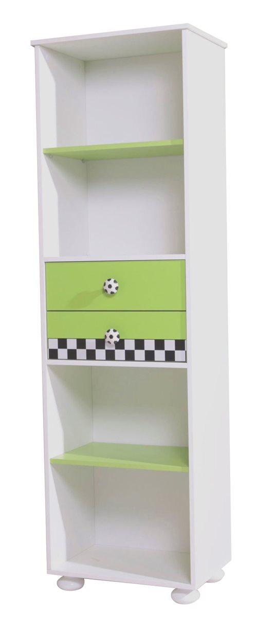 kinderzimmer fu ball bett f r jungs und m dchen kinder bett gr n mit netz ebay. Black Bedroom Furniture Sets. Home Design Ideas