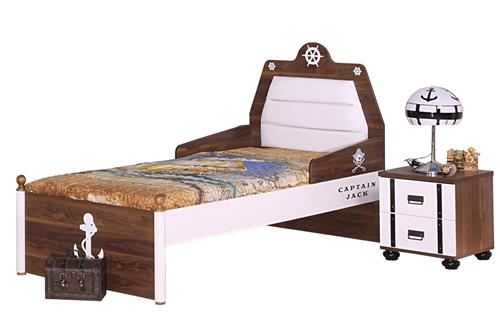 piratenbett piratenzimmer kinderbett pirat bett junge kind ebay. Black Bedroom Furniture Sets. Home Design Ideas