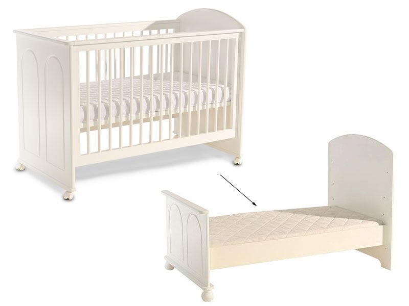 landhaus babyzimmer m bel baby kleinkind bett schrank. Black Bedroom Furniture Sets. Home Design Ideas