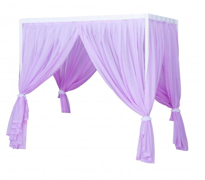 anastasia himmel vorhang lila rosa cindy wei lila f r. Black Bedroom Furniture Sets. Home Design Ideas