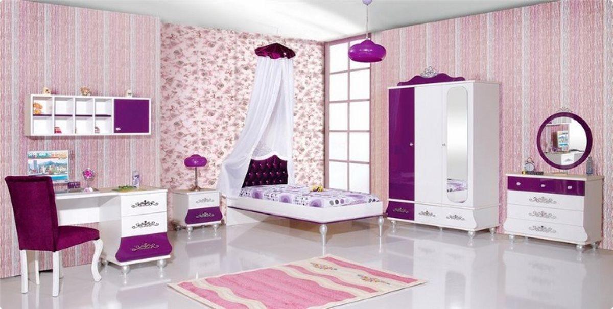 Anastasia himmel vorhang rosa f r himmelbett anastasia weiss rosa ebay - Thema slaapkamer meisje ...