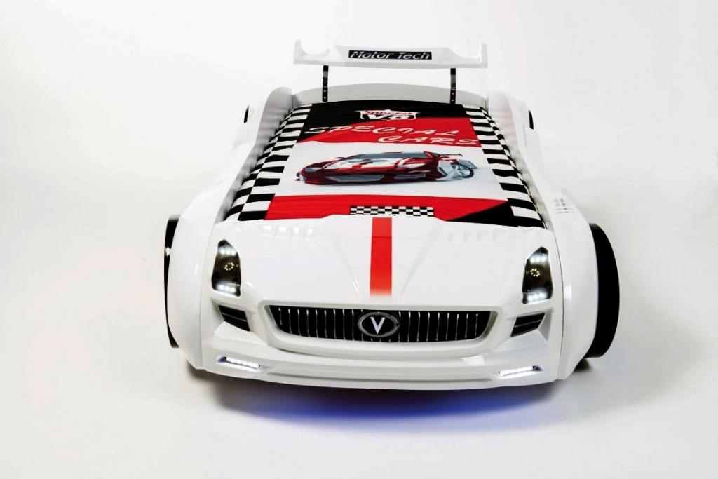 Letto a forma di auto letti per bambini a forma di macchina foto design mag letti per bambini - Letto per bambini a forma di macchina ...