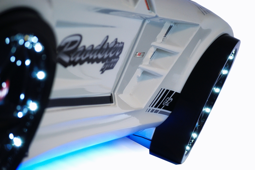 autobett bymm roadster m bel kinder bett auto autobetten wei ebay. Black Bedroom Furniture Sets. Home Design Ideas