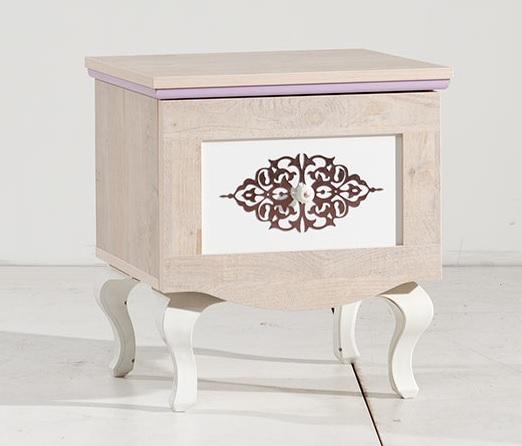 ballerina kinderzimmer m bel nachttisch m dchen ebay. Black Bedroom Furniture Sets. Home Design Ideas