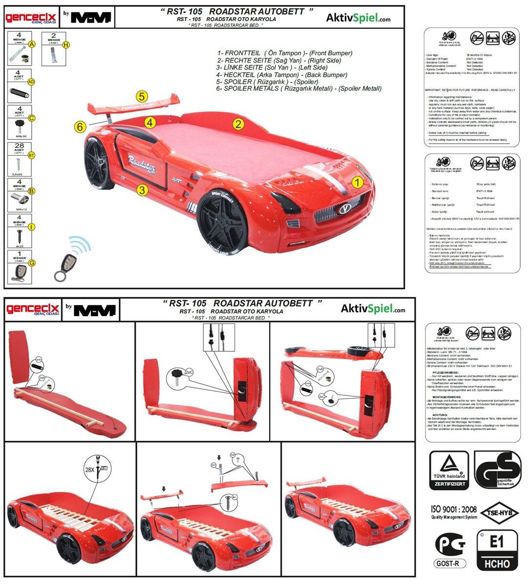 Bücherregal Car Möbel ~ Möbel design Idee für Sie >> latofu.com