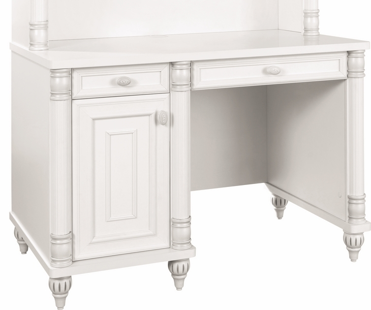 m dchen schreibtisch klein romantic kinderzimmer wei ebay. Black Bedroom Furniture Sets. Home Design Ideas