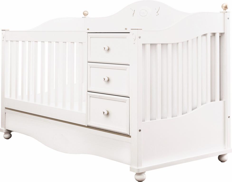 7er set babysoft m bel babyzimmer bett schrank kommode regal ebay. Black Bedroom Furniture Sets. Home Design Ideas