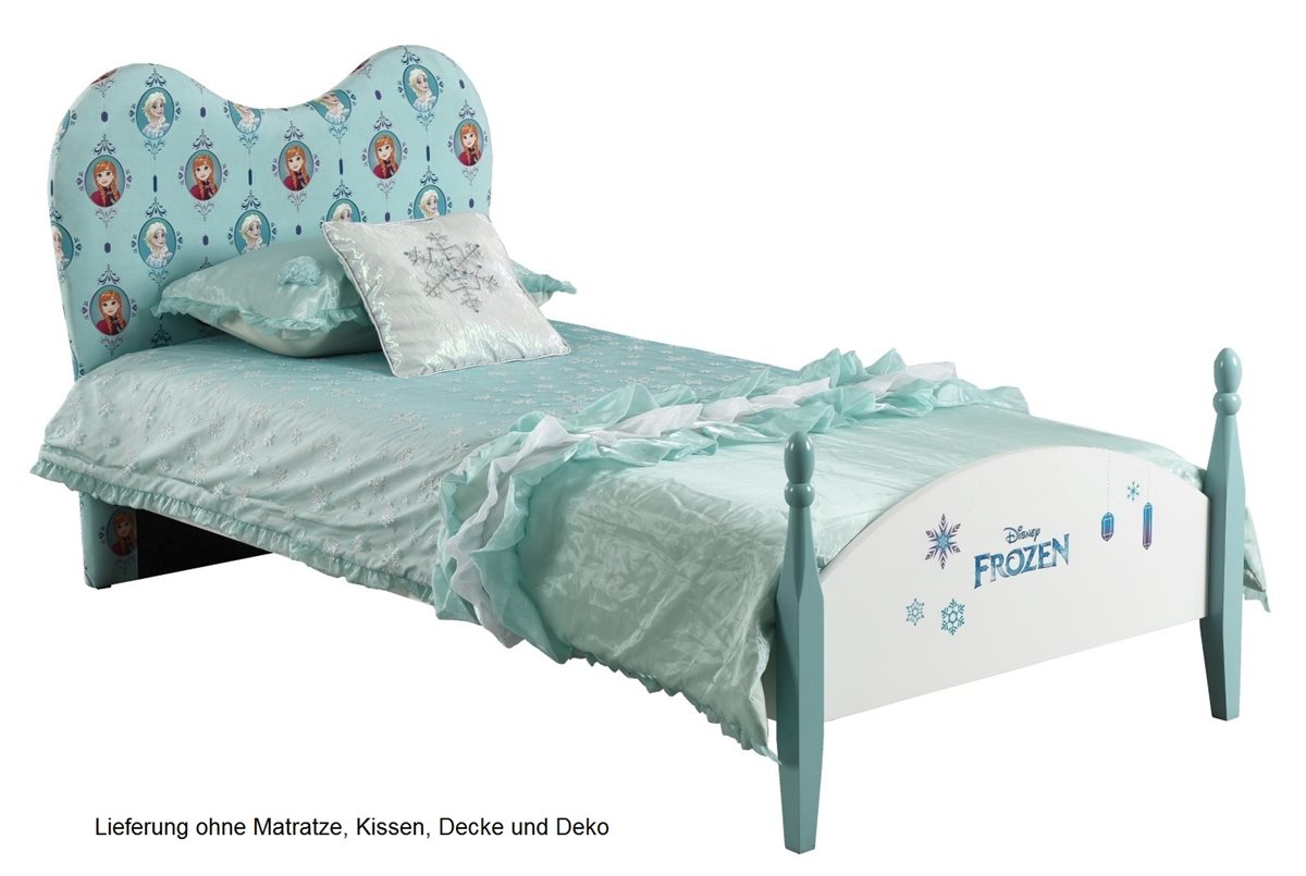 kinderbett 90x200 frozen disney eisk nigin anna und elsa frozen ebay. Black Bedroom Furniture Sets. Home Design Ideas
