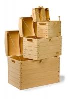 holz spielzeugkiste set 3 kinderkisten kindertruhe. Black Bedroom Furniture Sets. Home Design Ideas