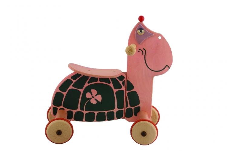 Spielzeug ab jahr kind rutschtier schildkröte farbig